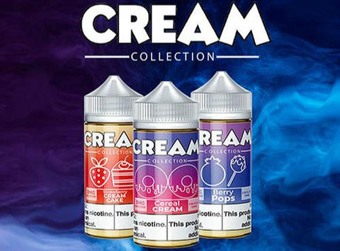 Cream Ripe Collection 100mL E-Liquid - Vaporider