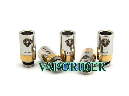 King Stainless Steel 510 Drip Tip - Vaporider