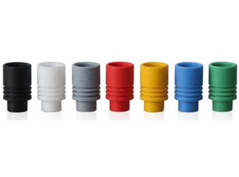 O-Ringless Friction Fit Wide Bore 510 POM Drip Tip - Vaporider
