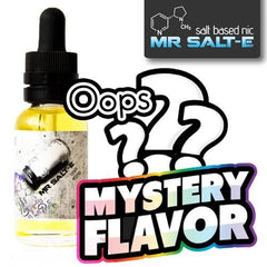 Mr Salt-E Salt Based Nicotine E-Liquid 30mL - Vaporider