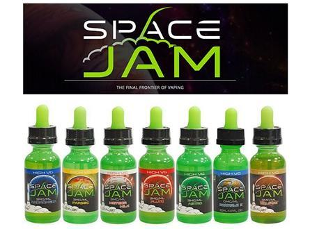 Space Jam 30mL High VG Premium E-Juice (Juice Deals) - Vaporider