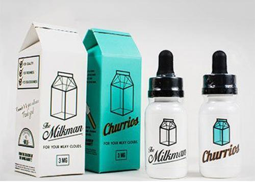 The Milkman Eliquid 60ML - Vaporider