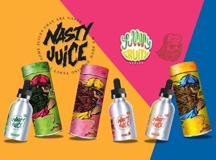 Nasty Juice 60mL E-Liquid - Yummy Fruity Series (Juice Deals)