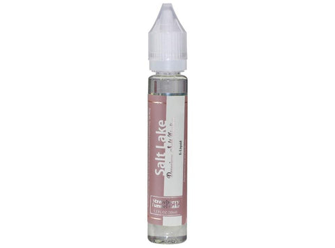 Salt Lake 30mL Premium Salt Nicotine E-liquid - Strawberry Funnel Cake