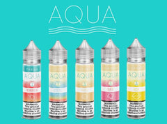 Aqua 60mL E-Liquid by Marina Vape - Vaporider