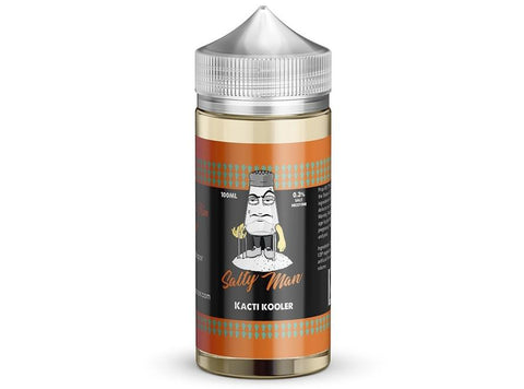Salty Man 30mL 5% Nicotine Salt E-Liquid - Kacti Kooler