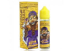 Cush Man Series Low Mint 60mL E-Liquid by Nasty Juice - Mango Grape (Juice Deals) - Vaporider