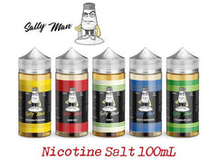 Salty Man 100mL Nicotine Salt E-Liquid