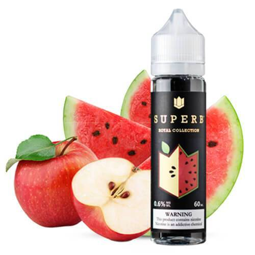 Superb Royal Collection 60ML E-liquid (New Flavors) - Vaporider