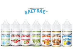 Salt Bae 30mL Nicotine Salt E-Liquid - Vaporider