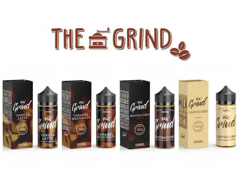 The Grind 100mL E-Liquid - Vaporider