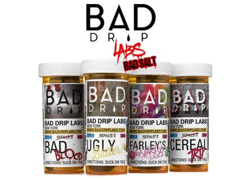 Bad Drip 30ML Nicotine Salt 45MG - Vaporider