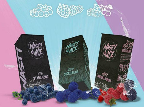Nasty Juice 60ML Berry Series