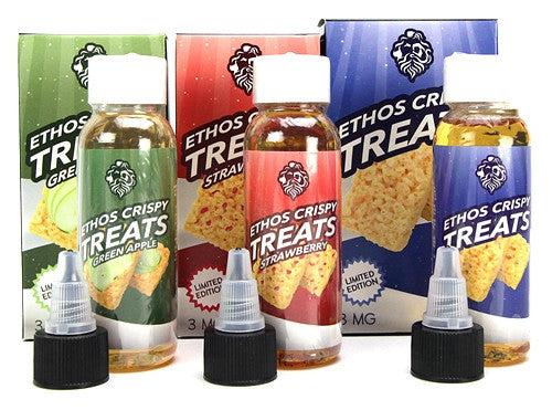 Crispy Treats 60mL by Ethos Vapors (New Flavors!) (Juice Deals) - Vaporider