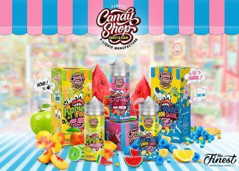 Candy Shop 100ML by The Finest E-Liquid (Juice Deals)