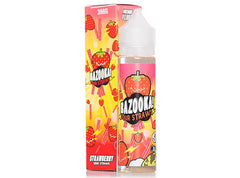 Bazooka Sour Straws 100mL - Strawberry (New Look, Same Great Flavor) - Vaporider