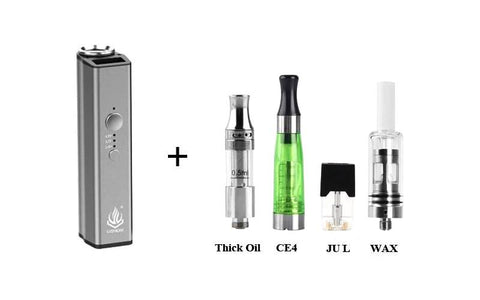 LVSMOKE ENZO 450mAh Variable Voltage Box Mod - Vaporider