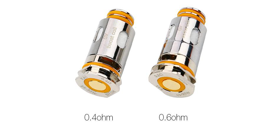 Geekvape Aegis Boost Replacement Coil (5pcs) - Vaporider