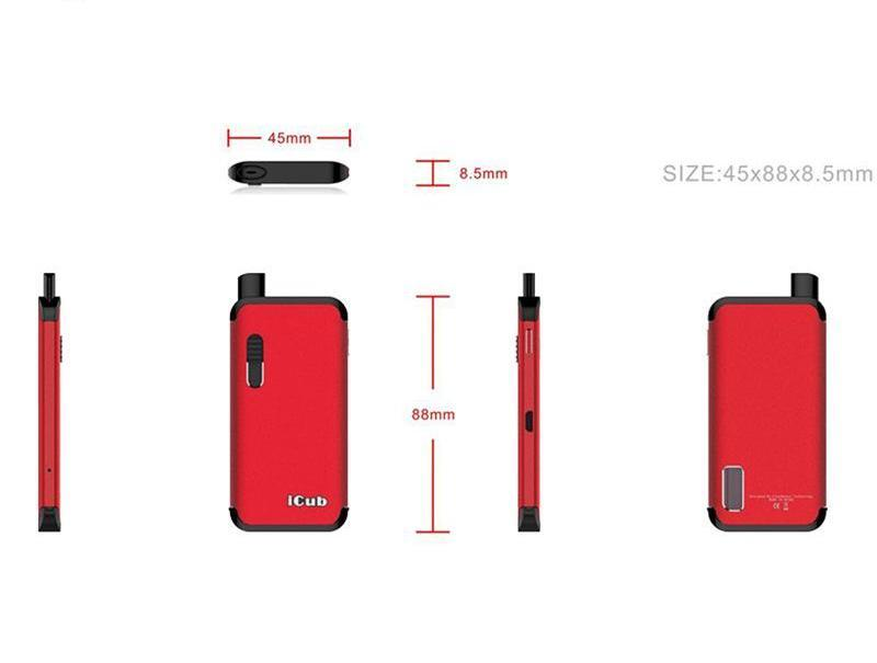 iCub 2 Kit (Buy One Get One Free) - Vaporider