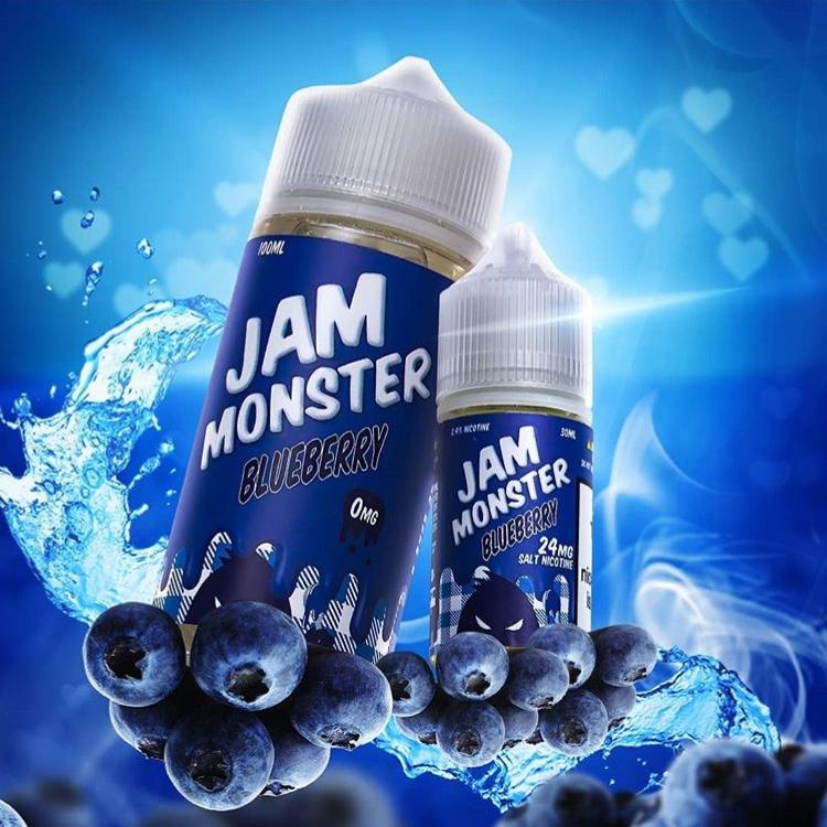 Jam Monster 100mL E-Juice