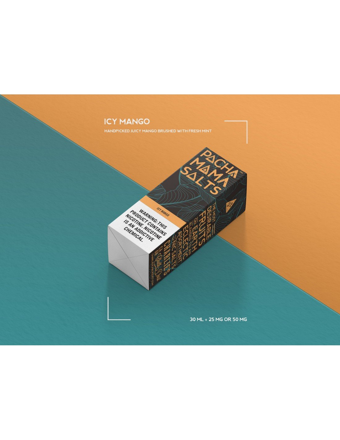 Pachamama Nicotine Salt 30mL by Charlie's Chalk Dust - Vaporider