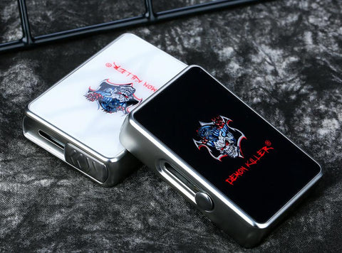 Demon Killer JBOX 420mAh Box MOD (Compatible with JUUL cartridge) - Vaporider