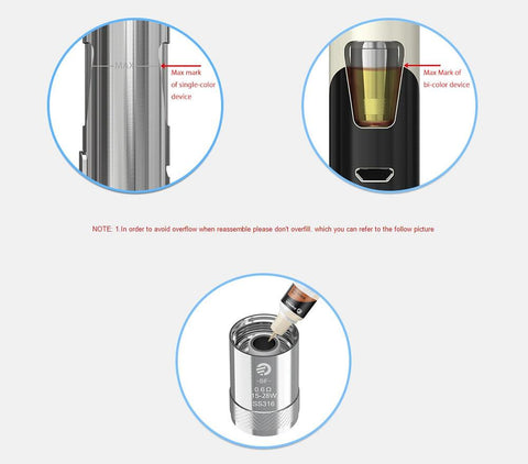 Joyetech eGo AIO Quick Start Kit - Vaporider