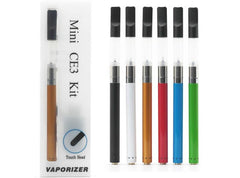 CE3 Bud Touch 1mL 280mAh Touch Screen Stylus Mini Vape Pen Kit - Vaporider