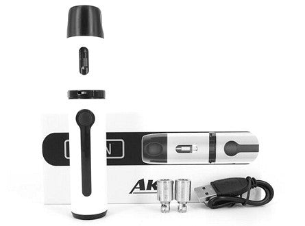 Kanger AKD K-PIN Retractable Drip Tip 2000mAh Starter Kit (Sweep Out Sale)  (Kit Deals)