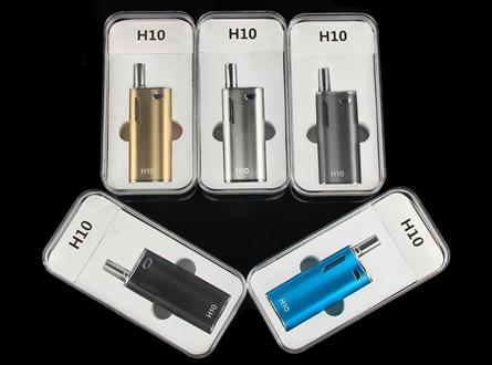 H10 650mAh 10W Thick Oil All-in-One Mini Vaporizer Kit