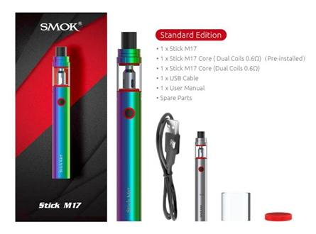 SMOK Stick M17 Pen-Style All-in-One Starter Kit