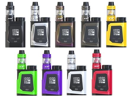 IJOY CAPO 100 & Captain Mini 21700 TC Starter Kit