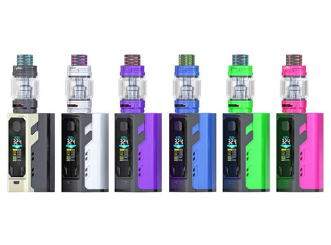 iJoy Captain X3 324W TC Triple 18650/20700 Starter Kit (without Batteries) - Vaporider