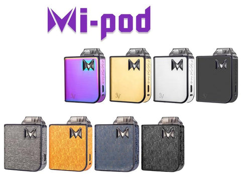 Mi-Pod Ultra Portable All-in-One Starter Kit - Vaporider