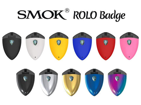 SMOK ROLO Badge Starter Kit - Vaporider