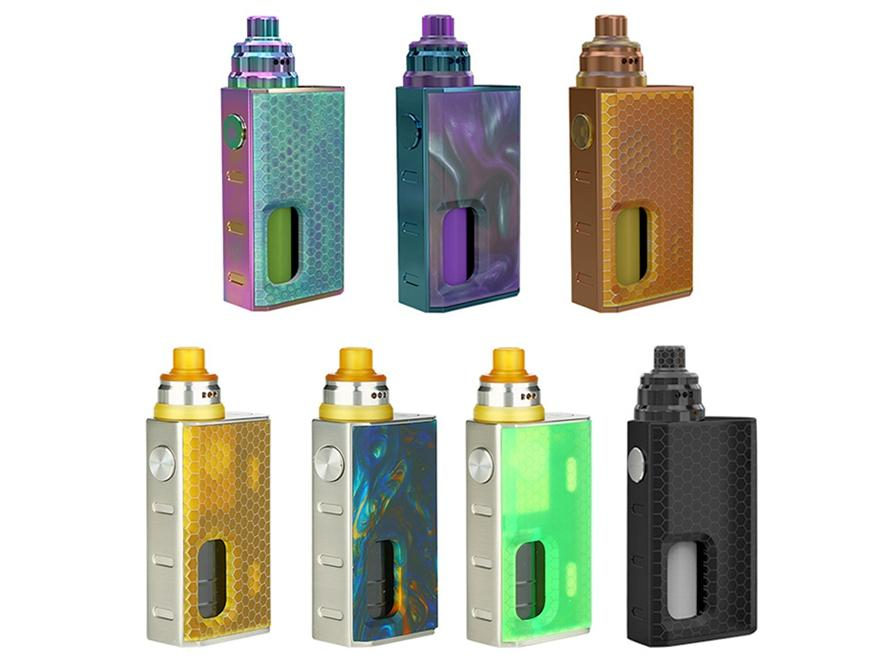 WISMEC Luxotic BF Box Kit - Vaporider