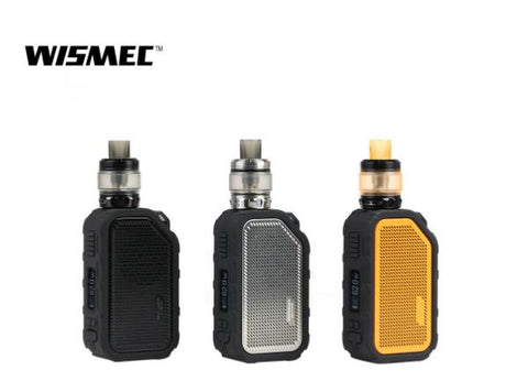 WISMEC Active Bluetooth Music TC Kit with Amor NS Plus - Vaporider