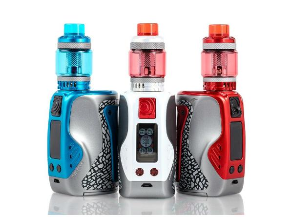 WISMEC Reuleaux Tinker 300W TC Kit with Column Tank - Vaporider