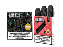 Salt-Stig Disposable Pod Device - Vaporider