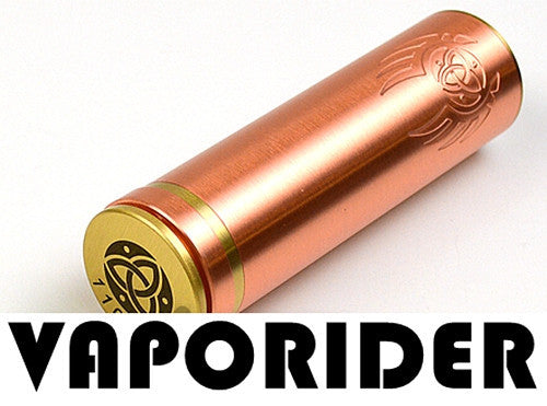 Triquetra Style 26650 Mechanical Mod (Buy 1 Get 1 Free) - Vaporider