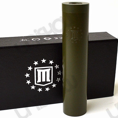 Tesla Colonial 18650 Aluminum Mechanical Mod Clone (Buy 1 Get 1 Free)