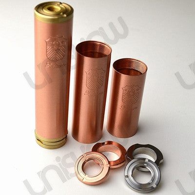 Kultura Mechanical Mod Clone (3-Tube Set)