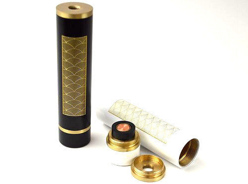 Notorious 18650 Mechanical Mod Clone