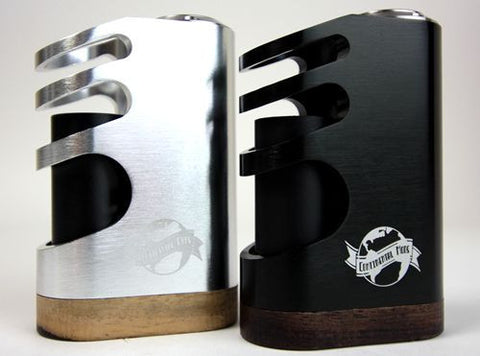 Black Oak Mechanical Box Mod Clone - Vaporider