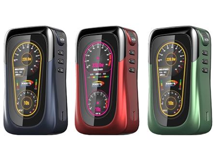 REV GTS 230W TC Box Mod - Vaporider