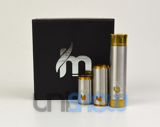 Castle Style Mechanical Mod (3-Tube Set) - Vaporider