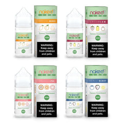 Naked 100 30ml CBD Liquid 600MG/1200MG - Vaporider