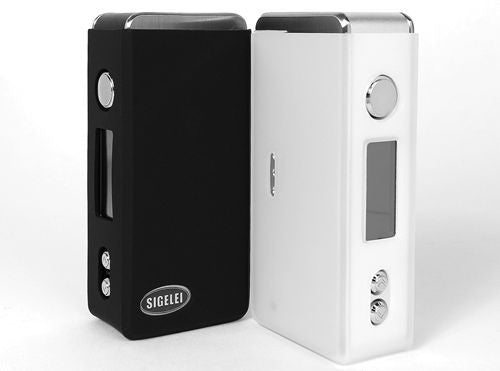 Silicone Protective Skin for Sigelei 75W Temperature Control Mod - Vaporider