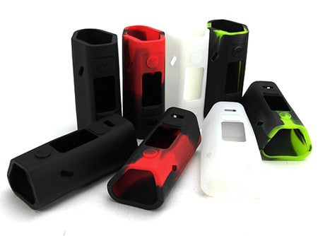 Protective Silicone Sleeves For Wismec Reuleaux RX2/3 200W TC Mod (2pc Set)