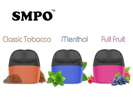 SMPO 1.8mL 18% Nicotine  E-Juice Pods (2pcs)